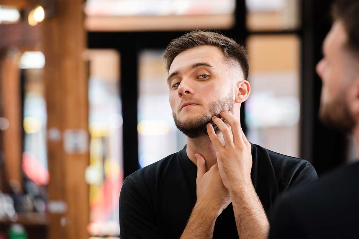 Saúde capilar não tem gênero! Sua linha de produtos para cuidados da barba.
